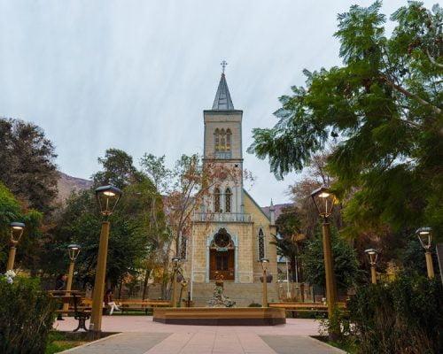 Pisco Elqui Town @Sernatur